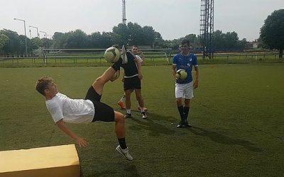 Legyen képed jó focistává válni!