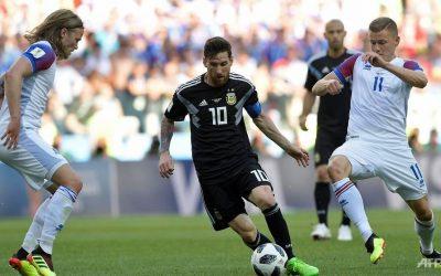 Két apró momentum, amitől Messi világklasszis