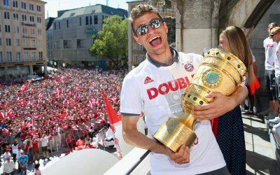 Bemutatjuk, hogyan lett Thomas Müller egy átlagos fiúból klubikon