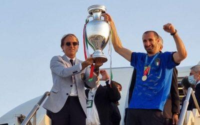 """EBből lehetett mit írni… Ahogy a tanult angol mondaná olaszul : """" Stílusosan nyert Itália"""""""